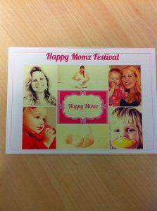 Happy Momz Flyer